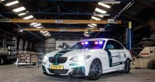 BMW M235i Dubai Polizeistyle Folierung Holland Tuning VDE 3 1 e1461747822227 310x165 RETTmobil 2018   Polizei Design am MINI John Cooper Works F56