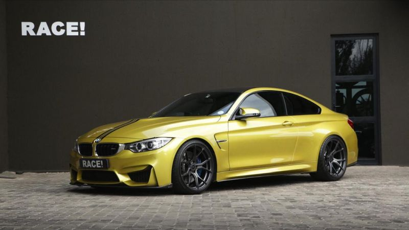 BMW M4 F82 Coupe Tuning RACE South Africa 1 Optimal   BMW M4 F82 Coupe Tuning by RACE! South Africa