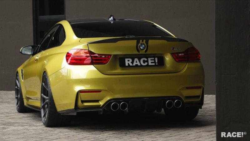 BMW M4 F82 Coupe Tuning RACE South Africa 8 Optimal   BMW M4 F82 Coupe Tuning by RACE! South Africa