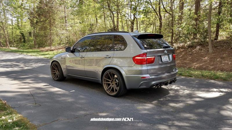 BMW X5M E70 ADV5.2 MV.2 Alu's Tuning Wheelsboutique 4