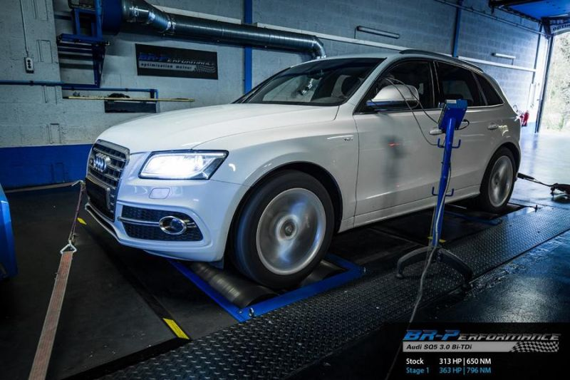 BR Performance Luxembourg Audi SQ5 Chiptuning 363PS 796NM 1 BR Performance Luxembourg Audi SQ5 mit 363PS & 796NM