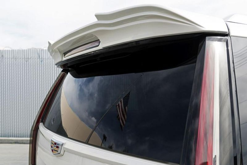 Bodykit Cadillac Escalade 24 Zoll Forgiato ESPORRE Tuning 3