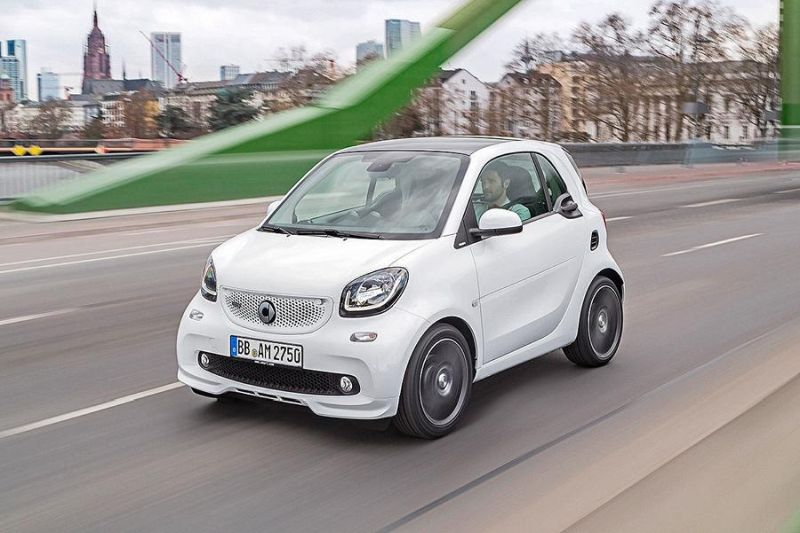 Brabus Smart 2016 fortwo & forfour Tuning 109PS 1