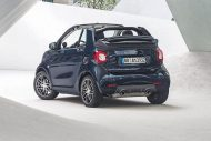 Brabus Smart 2016 fortwo forfour Tuning 109PS 13 190x127 Ab Werk   Brabus Smart fortwo & forfour mit 109PS