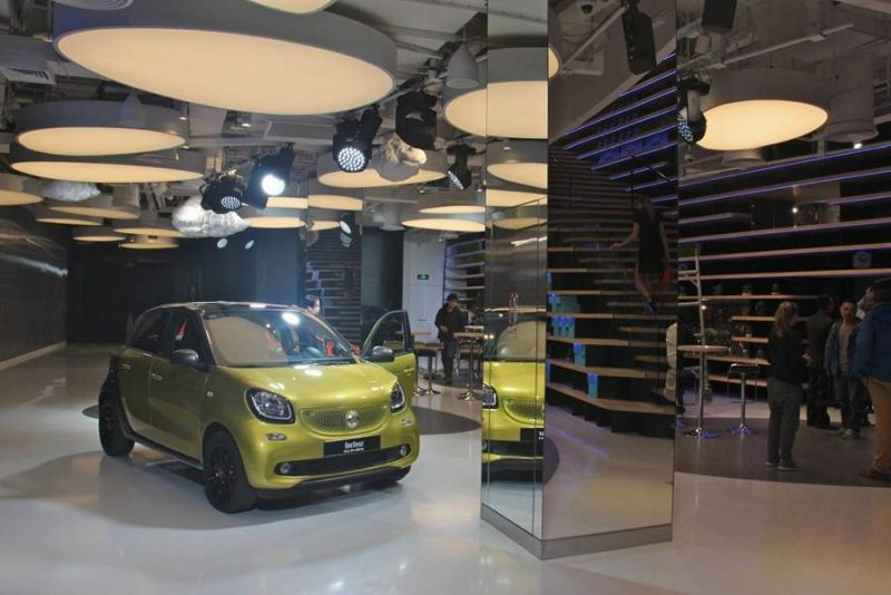 Brabus Smart 2016 fortwo & forfour Tuning 109PS 19