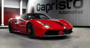 Capristo Automotive Ferrari 488 GTB Carbon Tuning Bodykit 1 1 e1461135993223 310x165 Edles Tuning von Capristo Automotive am Ferrari 488 GTB