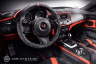 Carlex Design BMW Z4 E89 Cabrio Red Carbonic Tuning 3 190x127 Carlex Design   wunderschönes BMW Z4 Cabrio Red Carbonic