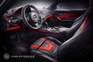 Carlex Design BMW Z4 E89 Cabrio Red Carbonic Tuning 5 190x127 Carlex Design   wunderschönes BMW Z4 Cabrio Red Carbonic