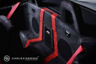 Carlex Design BMW Z4 E89 Cabrio Red Carbonic Tuning 9 190x127 Carlex Design   wunderschönes BMW Z4 Cabrio Red Carbonic