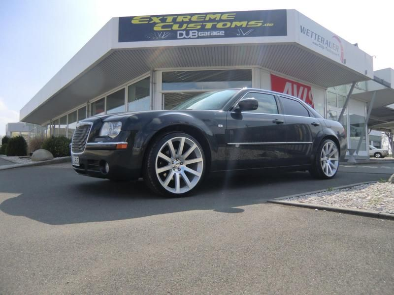 Chrysler 300C 22 Zoll Factory Reproduktion Extreme Customs Tuning 5