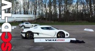 Dragerace Koenigsegg Agera N vs. Mercedes Benz SLS AMG 1 e1460518758587 310x165 Video: Dragerace   Koenigsegg Agera N vs. Mercedes Benz SLS AMG