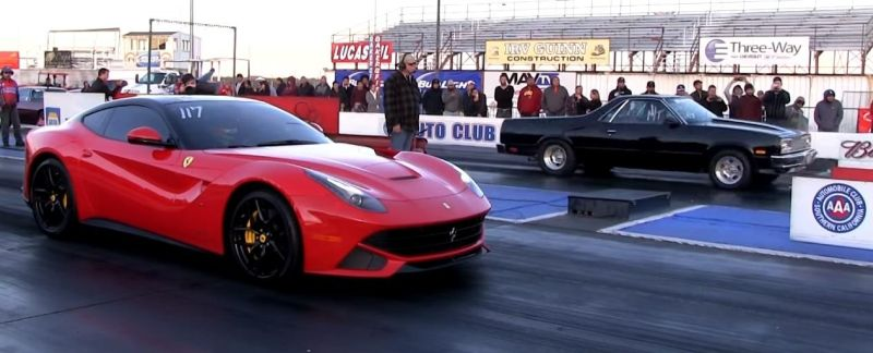 Dragerace PP Performance Ferrari F12 800PS Tuning1 Video: Dragerace   PP Performance Ferrari F12 mit 800PS