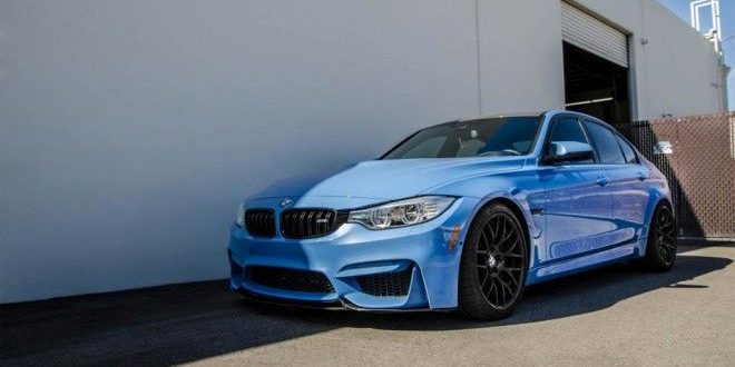 eas leistungssteigerung am yas marina blauen bmw m3 f80. Black Bedroom Furniture Sets. Home Design Ideas