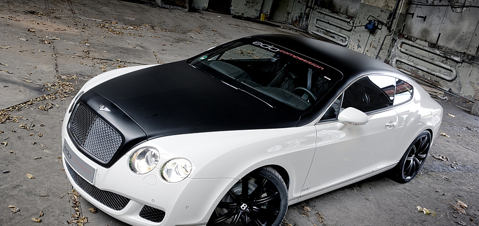 Edo Competition Bentley Continental GT Speed Chiptuning 680PS 1 Edo Competition   Bentley Continental GT Speed mit 680PS