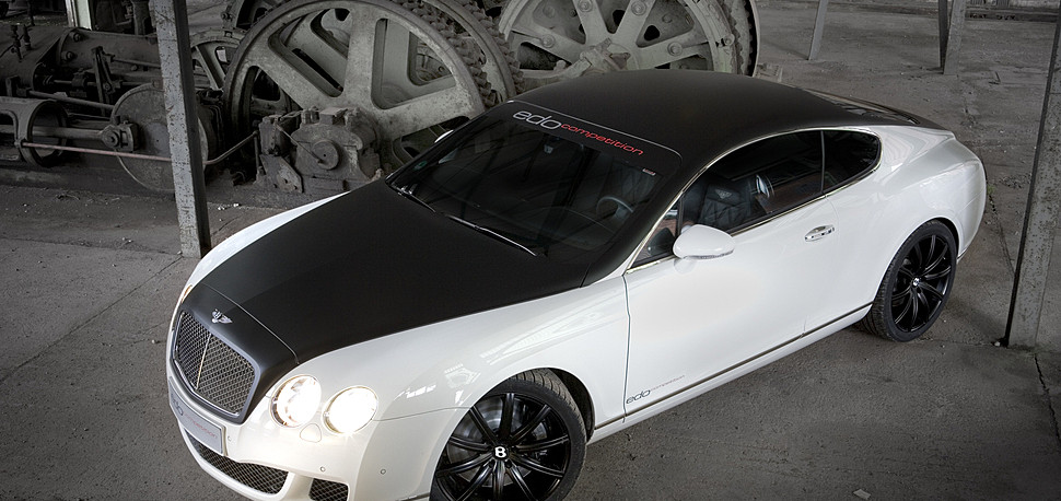 Edo Competition Bentley Continental GT Speed %E2%80%8B%E2%80%8BChiptuning 680PS 6 Edo Competition   Bentley Continental GT Speed ​​mit 680PS
