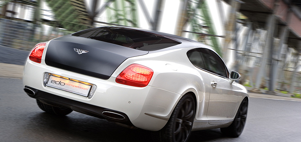 Edo Competition Bentley Continental GT Speed Chiptuning 680PS 7 Edo Competition   Bentley Continental GT Speed mit 680PS