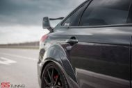Ford Focus ST Limousine SS Tuning Bodykit Milltek 10 190x127 Ford Focus ST Limousine von SS Tuning mit Bodykit