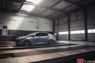 Ford Focus ST Limousine SS Tuning Bodykit Milltek 3 190x127 Ford Focus ST Limousine von SS Tuning mit Bodykit