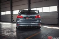 Ford Focus ST Limousine SS Tuning Bodykit Milltek 4 190x127 Ford Focus ST Limousine von SS Tuning mit Bodykit