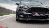 Ford Focus ST Limousine SS Tuning Bodykit Milltek 7 190x107 Ford Focus ST Limousine von SS Tuning mit Bodykit