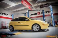 Ford Focus Turbo ZX3 17 Zoll Fifteen52 Alu's Tuning Modbargains 13 190x125 Selten   Ford Focus Turbo ZX3 auf 17 Zoll Fifteen52 Alu's