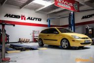 Ford Focus Turbo ZX3 17 Zoll Fifteen52 Alu%E2%80%99s Tuning Modbargains 14 190x127 Selten   Ford Focus Turbo ZX3 auf 17 Zoll Fifteen52 Alu's