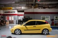 Ford Focus Turbo ZX3 17 Zoll Fifteen52 Alu's Tuning Modbargains 6 190x127 Selten   Ford Focus Turbo ZX3 auf 17 Zoll Fifteen52 Alu's