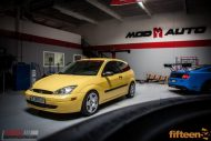 Ford Focus Turbo ZX3 17 Zoll Fifteen52 Alu's Tuning Modbargains 7 190x127 Selten   Ford Focus Turbo ZX3 auf 17 Zoll Fifteen52 Alu's