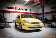 Ford Focus Turbo ZX3 17 Zoll Fifteen52 Alu's Tuning Modbargains 8 190x127 Selten   Ford Focus Turbo ZX3 auf 17 Zoll Fifteen52 Alu's