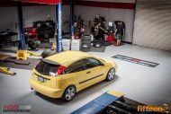 Ford Focus Turbo ZX3 17 Zoll Fifteen52 Alu's Tuning Modbargains 9 190x127 Selten   Ford Focus Turbo ZX3 auf 17 Zoll Fifteen52 Alu's