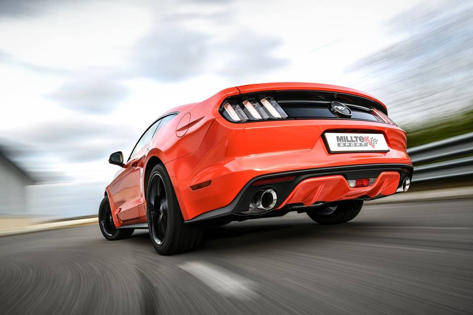 Ford Mustang%E2%80%AC S550 5.0 V8 GT Milltek Tuning 1 Top   Ford Mustang‬ S550 5.0 V8 GT von Milltek Sport