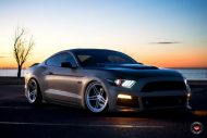 Ford Mustang 20 Zoll Vossen Wheels LC 102 Tuning Bodykit 11 190x127 TOP   Ford Mustang auf 20 Zoll Vossen Wheels LC 102 Alu's