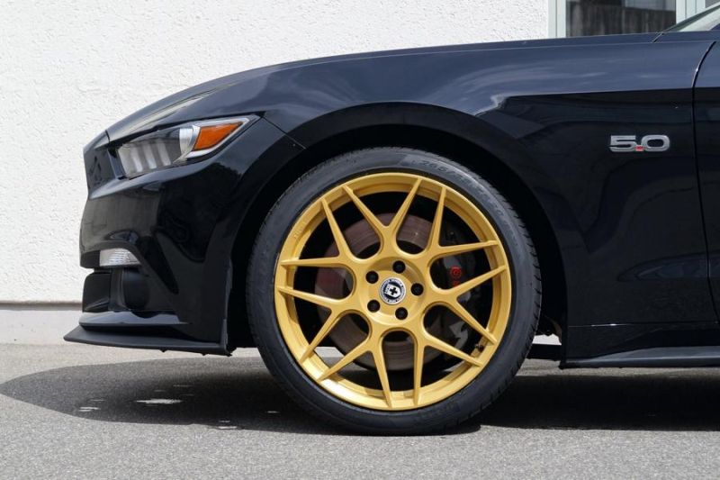 Ford Mustang GT 5.0 HRE FF01 cartech.ch Tuning 9