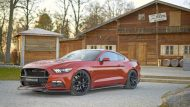 Ford Mustang GT 820 GeigerCars Tuning 10 190x107 Mehr Mustang   Ford Mustang GT 820 von GeigerCars
