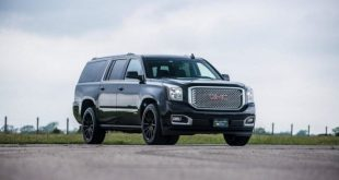 GMC Yukon Denali HPE650 Tuning Hennessey Performance 1 1 e1461828865626 310x165 Monster: 2019 GMC Sierra 1500 AT4 All Mountain Concept