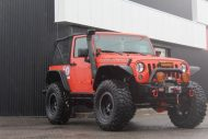 GR Suspension Jeep Wrangler auf 37 Zoll Tuning 8 190x127 Mächtiges Teil   GR Suspension Jeep Wrangler auf 37 Zoll
