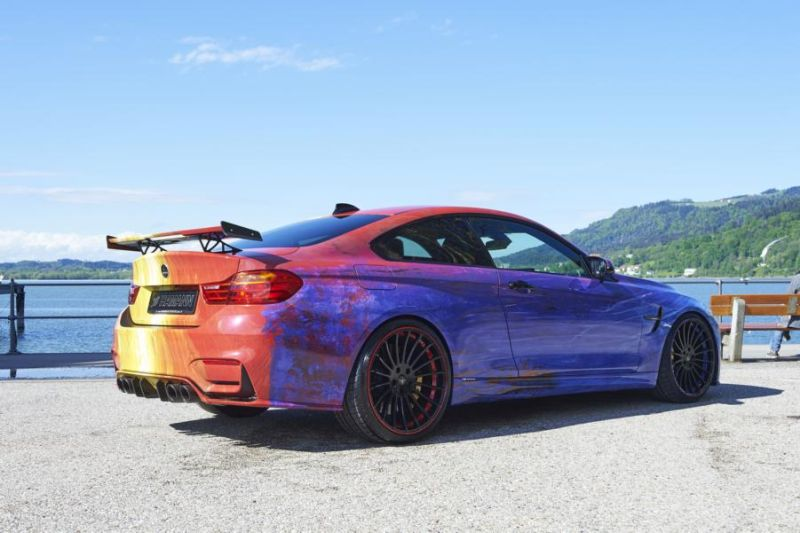 Hamann BMW M4 F82 Coupe Tuning (10)