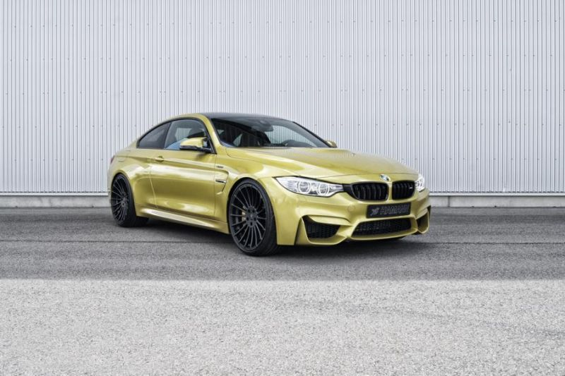 Hamann BMW M4 F82 Coupe Tuning (17)