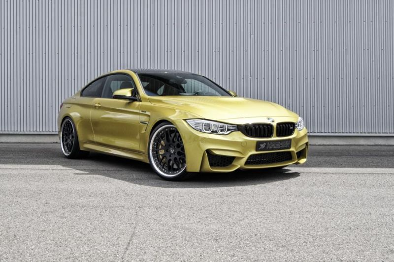 Hamann BMW M4 F82 Coupe Tuning (25)