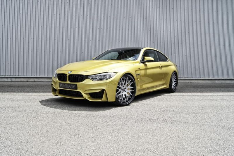 Hamann BMW M4 F82 Coupe Tuning (28)