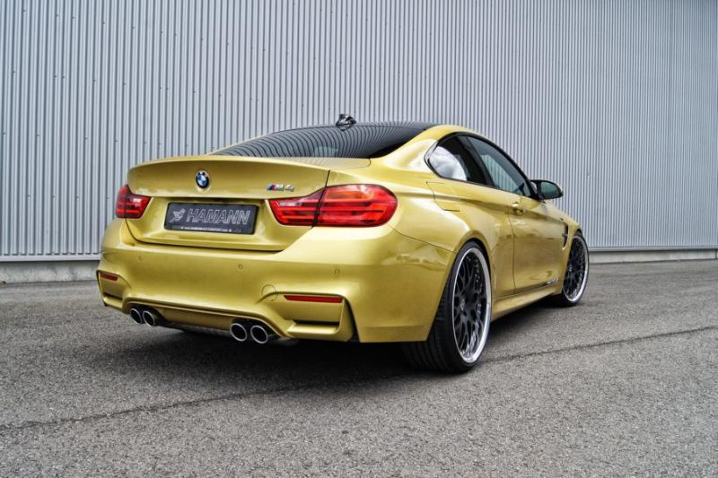 Hamann BMW M4 F82 Coupe Tuning (30)