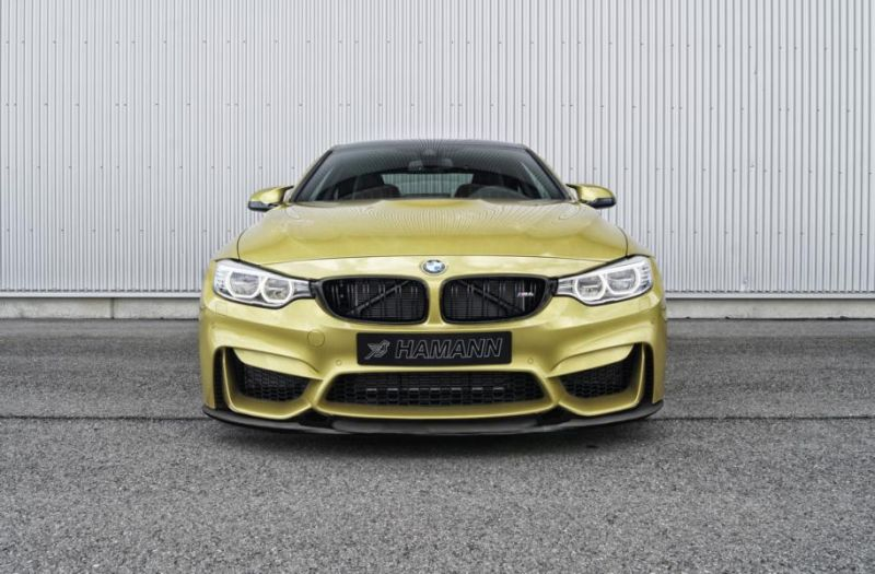Hamann BMW M4 F82 Coupe Tuning (38)