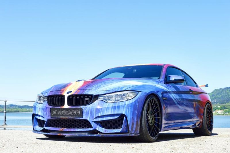 Hamann BMW M4 F82 Coupe Tuning (4)