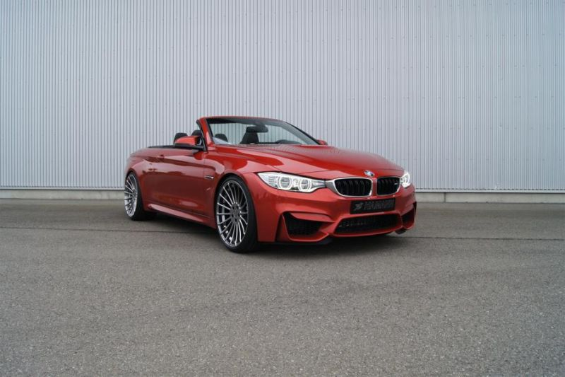Hamann BMW M4 F82 Coupe Tuning (44)