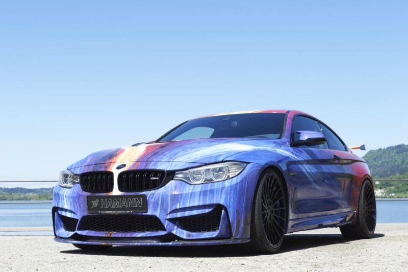 Hamann BMW M4 F82 Coupe Tuning (5)