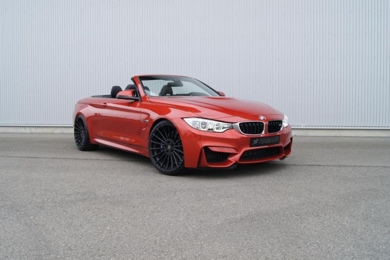 Hamann BMW M4 F82 Coupe Tuning (56)