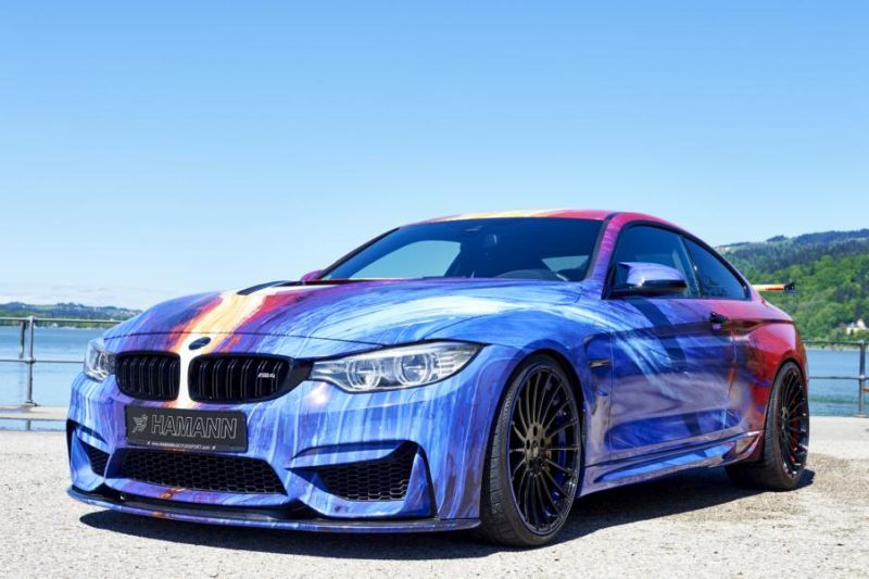 Hamann BMW M4 F82 Coupe Tuning (6)