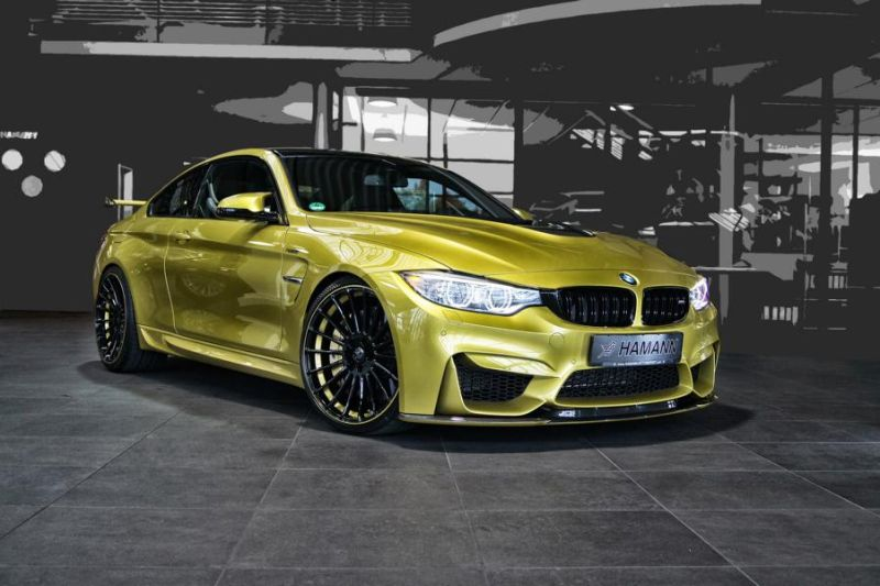 Hamann BMW M4 F82 Coupe Tuning (65)