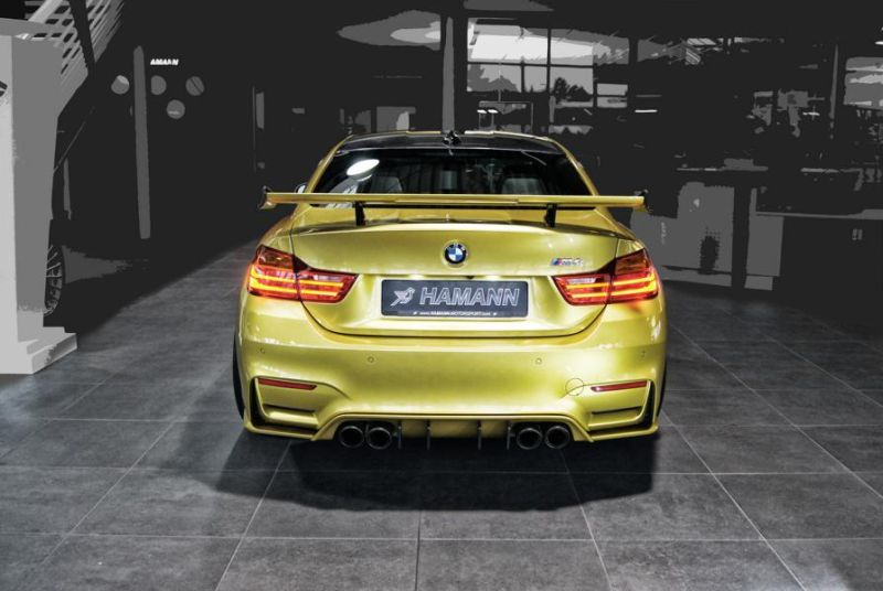 Hamann BMW M4 F82 Coupe Tuning (67)
