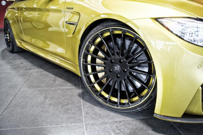 Hamann BMW M4 F82 Coupe Tuning (68)